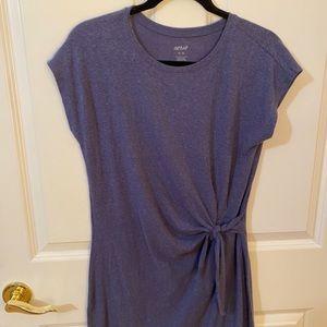 NWOT aerie t shirt dress
